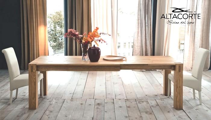 Tavolo Stoccolma di Altacorte | Pari Cucine
