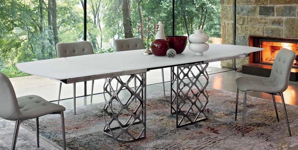 Come scegliere il tavolo da soggiorno perfetto per tuo for Tavoli living moderni