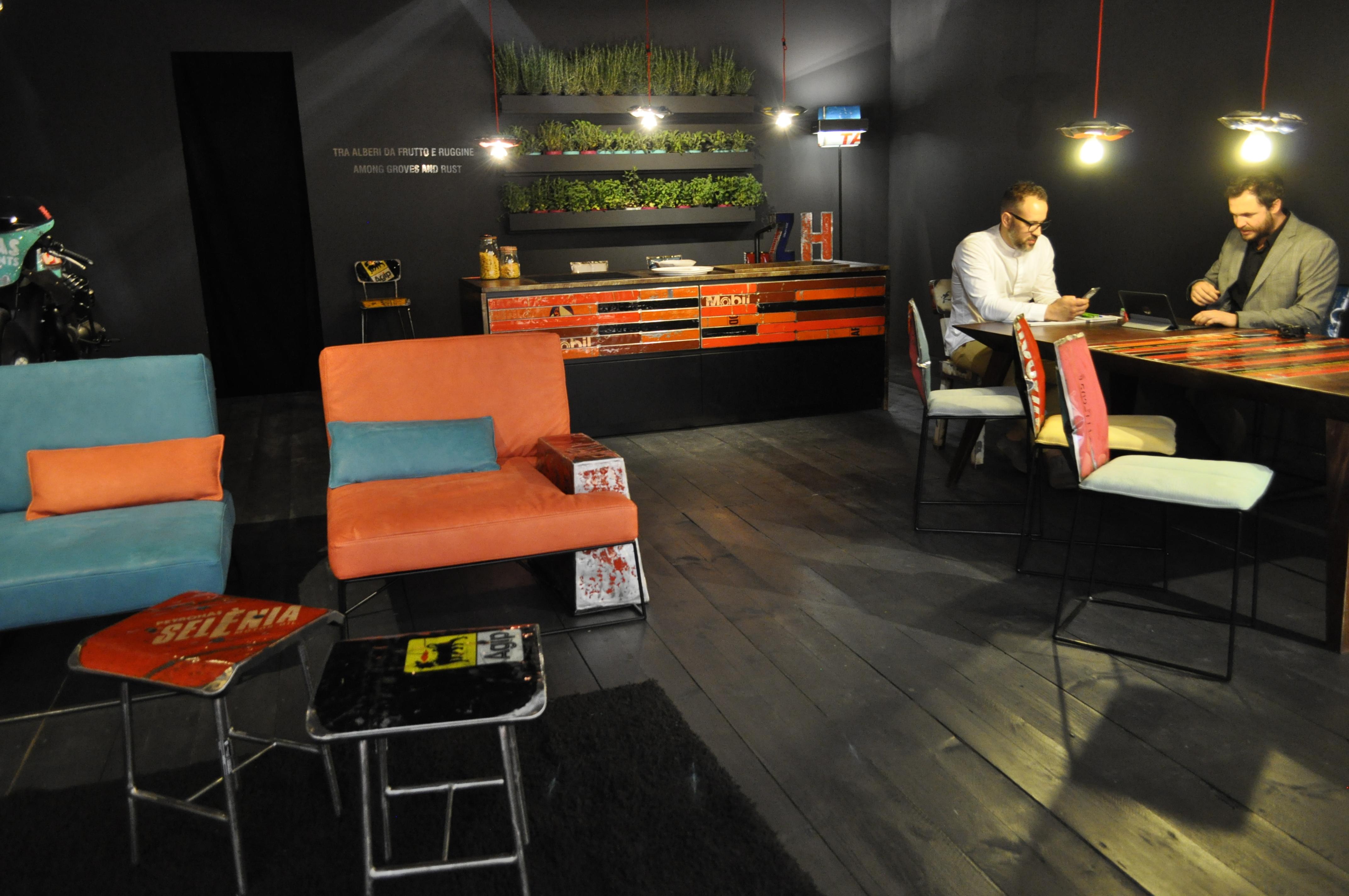 Moda e design al salone del mobile pari cucine - Cucine salone del mobile 2017 ...