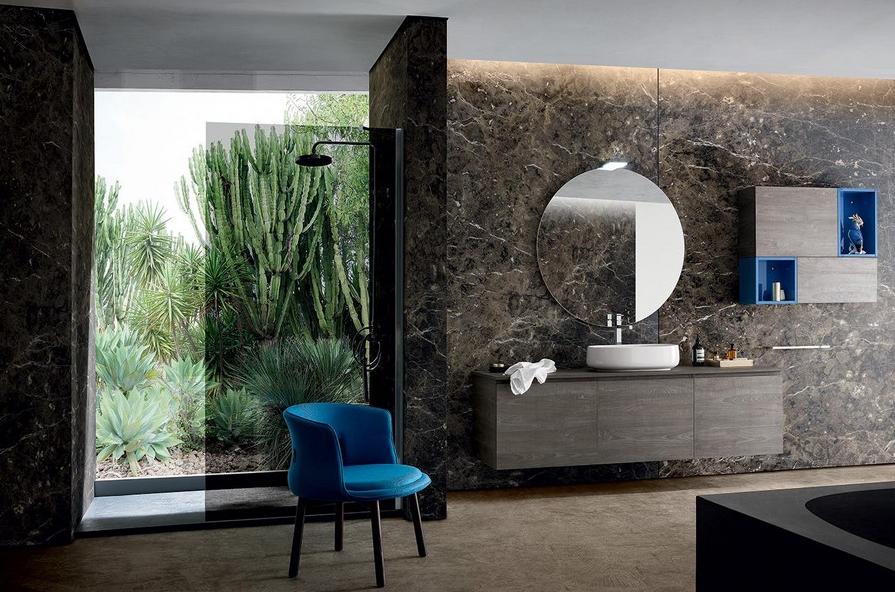 Design Bagno Poggio Piccolo : Come arredare un bagno moderno pari cucine