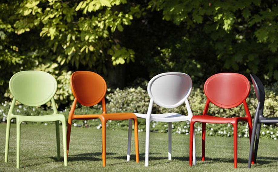 Quali sedie scegliere per il giardino?