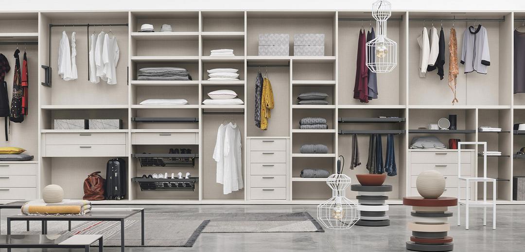 Come progettare e organizzare una cabina armadio?