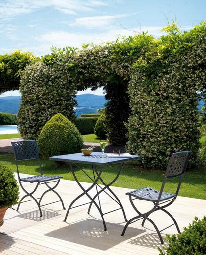 Tavolini per il balcone pieghevoli e piccoli