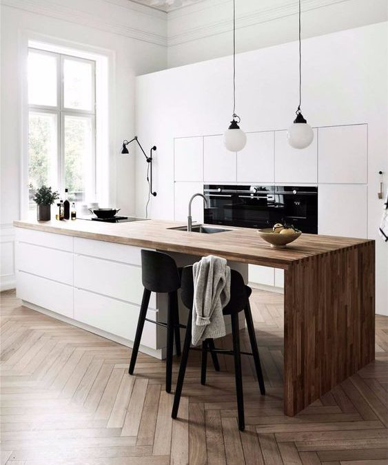 Piano cottura a induzione: tutto su una cucina funzionale e di tendenza
